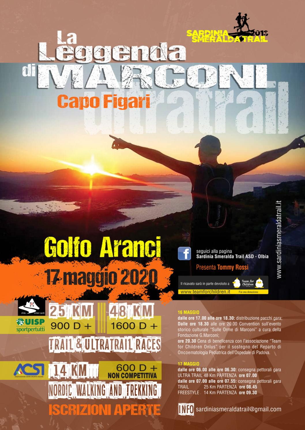 La Leggenda di Marconi 2020