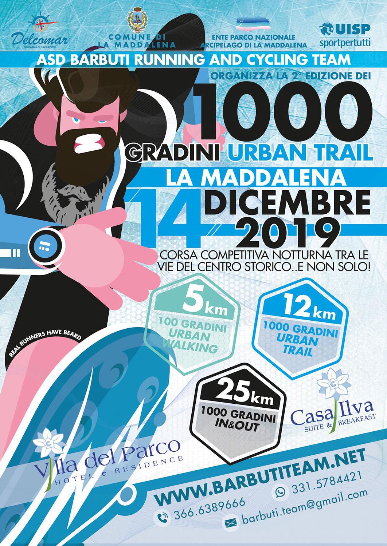 1000 Gradini Urban Trail