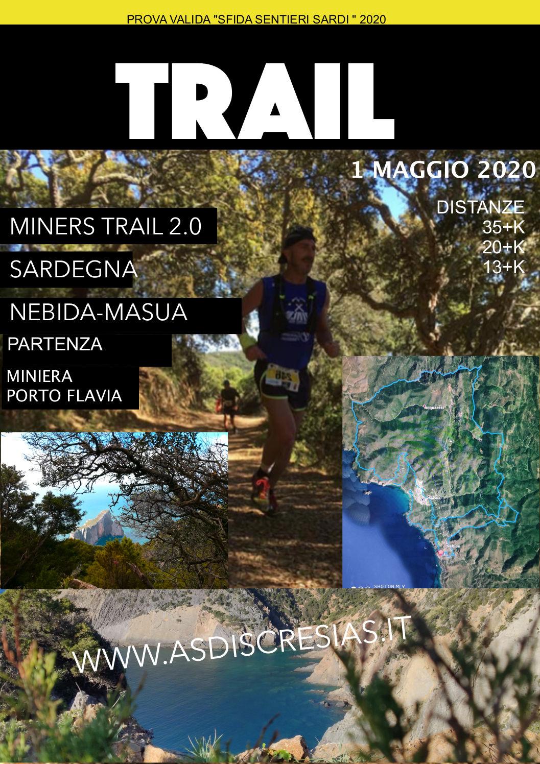 Miners Trail 2.0